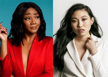 Tiffany Haddish Awkwafina