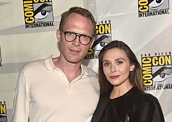 Paul Bettany Elizabeth Olsen