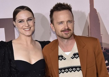 Evan Rachel Wood & Aaron Paul